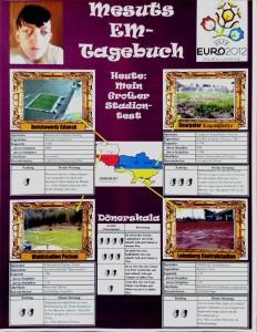 Mesuts-EM-Tagebuch